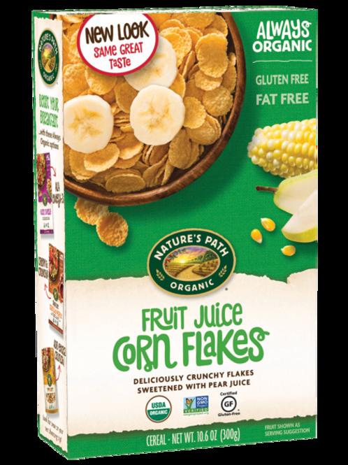 Natures Path Fruit Juice Corn Flakes