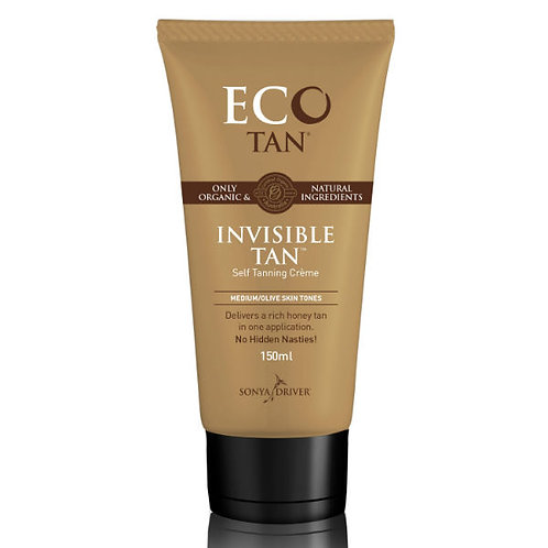 Eco Tan Invisible Self tanning creme