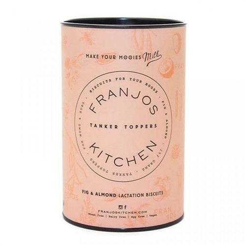 Franjos Kitchen Fig & Almond Lactation Biscuits