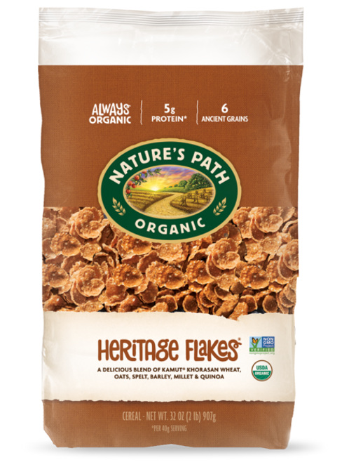 Natures Path Heritage Flakes 907g