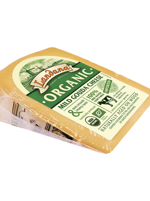 Organic Landana Gouda Cheese