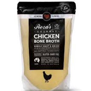 Roza's Gourmet Chicken Broth