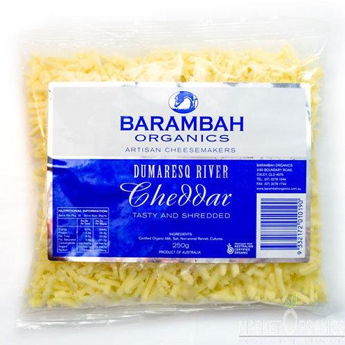 Barambah Organics Cheddar Cheese
