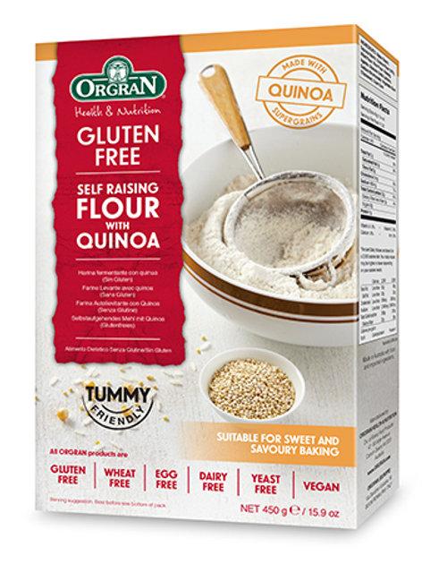 Orgran Gluten Free Self Raising Flour with Quinoa