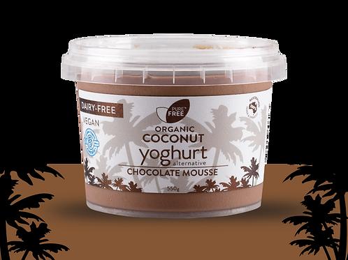 Pure Free Organic Coconut Yoghurt Choc Mousse