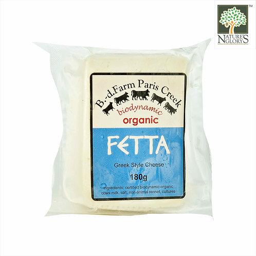 B.D Organic Fetta