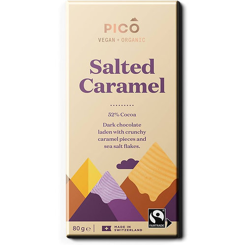 Pico Organic Chocolate - Salted Caramel