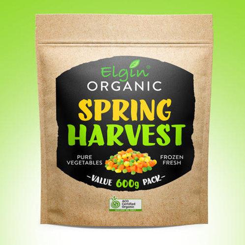 Elgin Frozen - Organic Mixed Veg 600g
