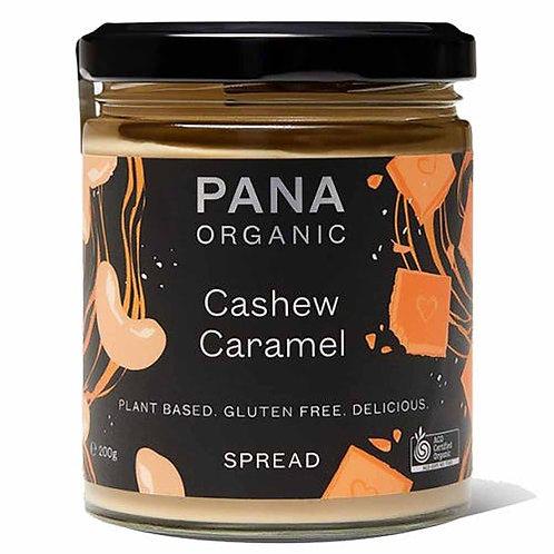 Pana Chocolate Cashew Caramel Spread
