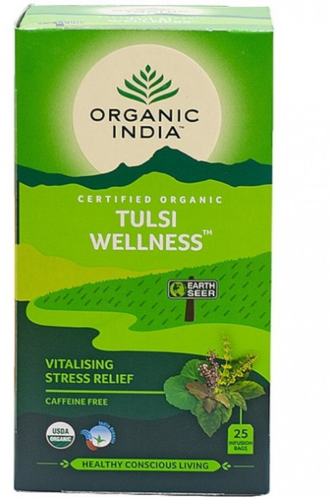 Organic India Tulsi Wellness Tea