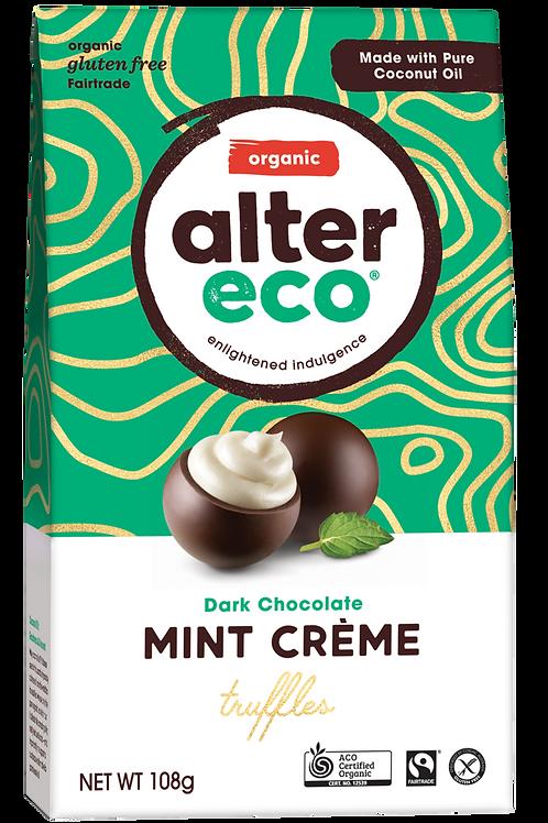 Alter Eco Organic - Mint Creme Truffles