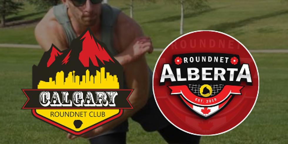 Calgary Roundnet Summer Tour Stop