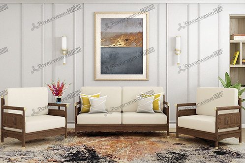 Modern Sofa in Contemporary Living Room
