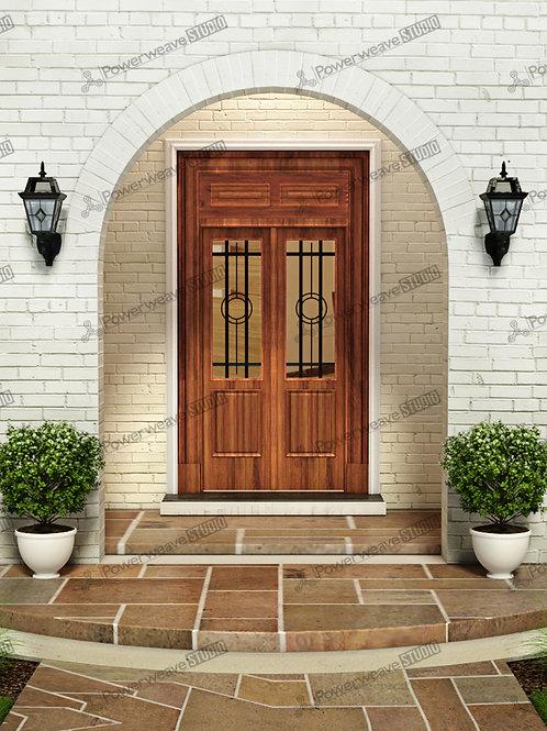 Contemporary Entrance Door