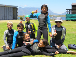 Learn to Windsurf in Cape Town