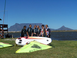 Ladies' Windsurfing Course 2007