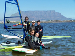 Learn to Windsurf Cape Town