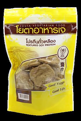 โปรตีนถั่วเหลืองแผ่นใหญ่ 150 g