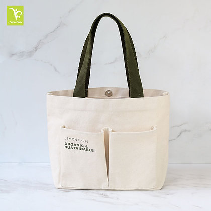Every Day Canvas Bag