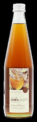 น้ำผึ้งบริสุทธิ์เกสรดอกลำไย 750 ml