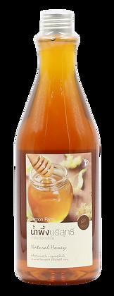 น้ำผึ้งบริสุทธิ์เกสรดอกลำไย 500 ml