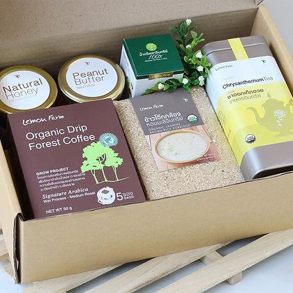Box H - Healthy @ Home Box
