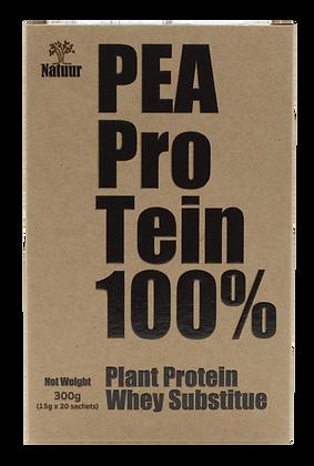 เครื่องดื่มโปรตีนถั่วลันเตาสกัดผง (15g x 20ซอง)