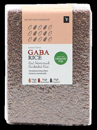ข้าวกล้องงอกหอมมะลิแดง GABA Organic 1 kg