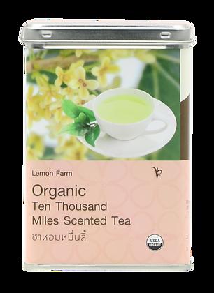 ชาหอมหมื่นลี้อินทรีย์ (6 ซอง)