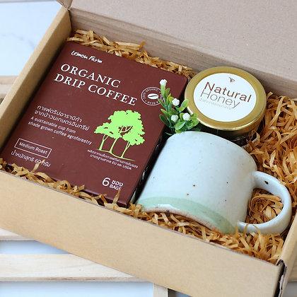 Box F  :  Organic Forest Coffee