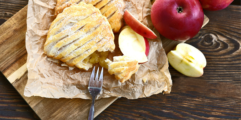 Apple Turnovers - Kids Pantry Online Cooking Class