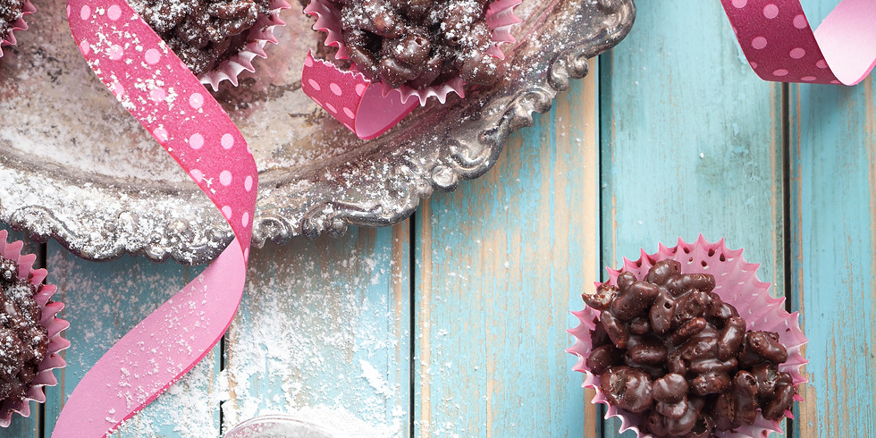 Chocolate Crackles - Kids Pantry Online Cooking Class