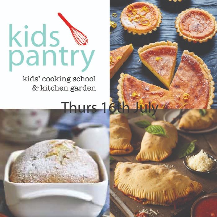 Thurs 16th July - Kids Pantry ALL DAY PROGRAM