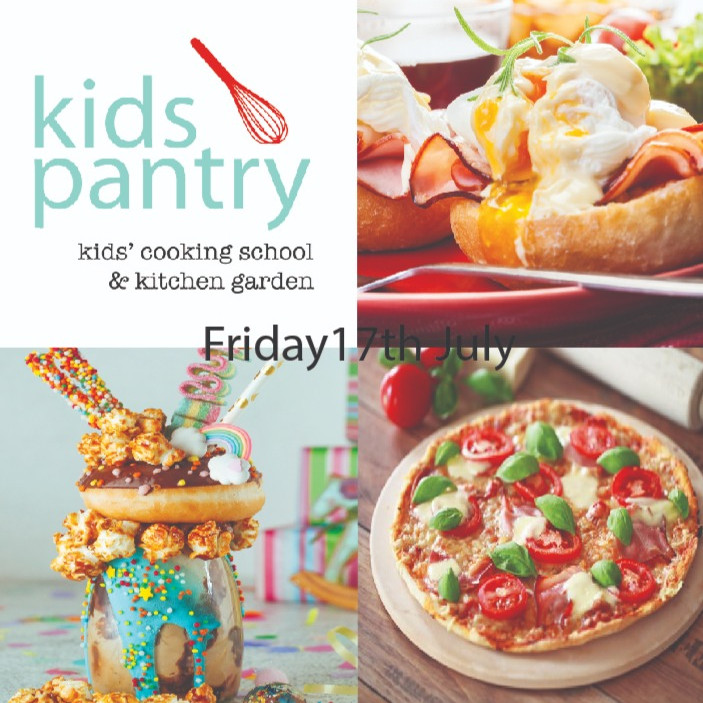 Friday 17th July - Kids Pantry ALL DAY PROGRAM