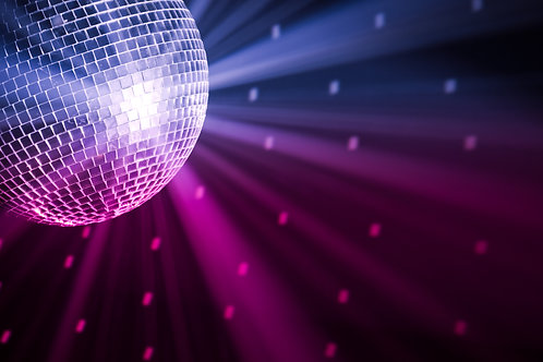 Friday Night Disco Party - Deposit