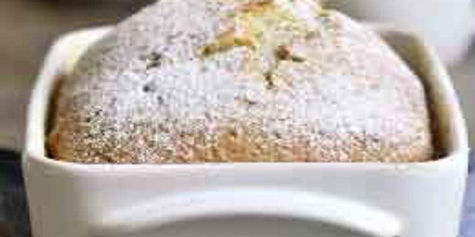 Butterscotch Self Saucing Pudding - Kids Pantry Online Cooking Class