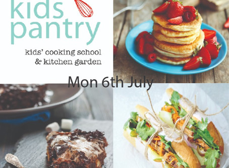 School holidays are nearly here...check out our menu for Day # 1