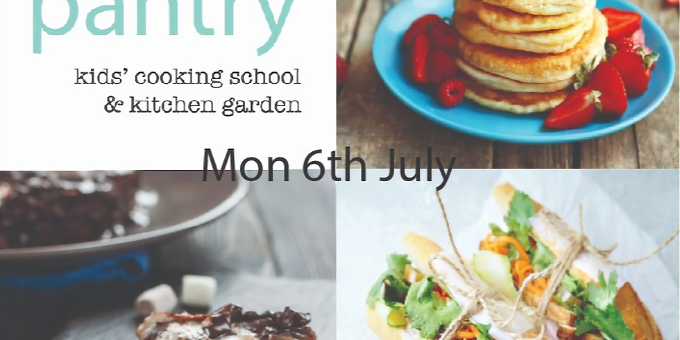 Mon 6th July - Kids Pantry ALL DAY PROGRAM
