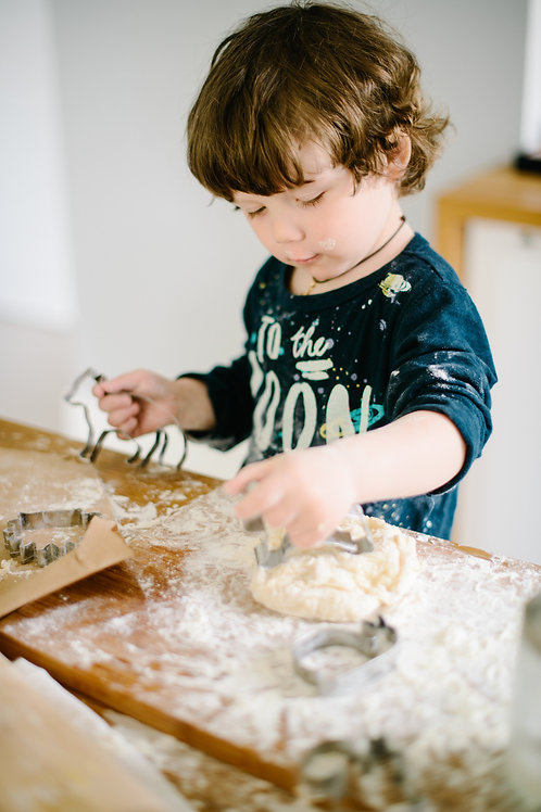 Toddler Chef Party - Deposit