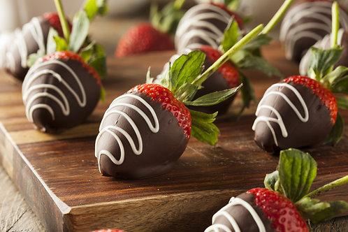 Chocolate Dipped Strawberries - Per Child