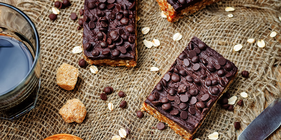 Chocolate Anzac Slice - Kids Pantry Online Cooking Class