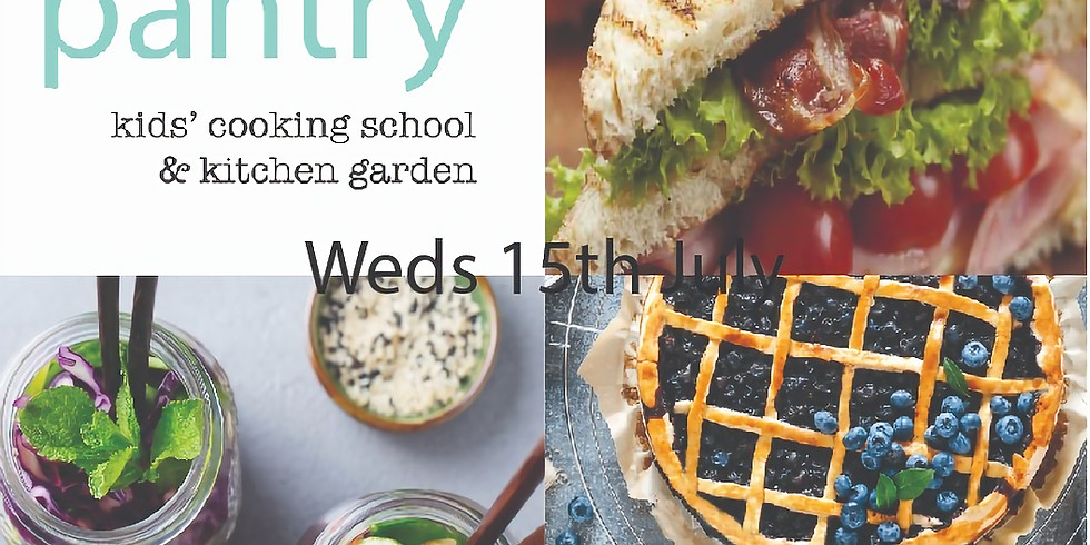 Weds 15th July - Kids Pantry ALL DAY PROGRAM