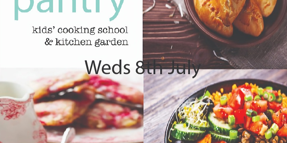 Weds 8th July - Kids Pantry ALL DAY PROGRAM