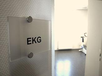 EKG-Schild