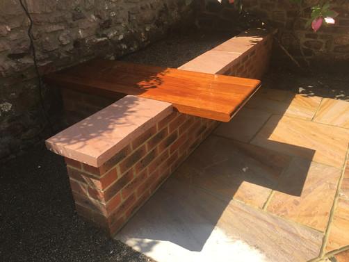 Bespoke Seating Planter