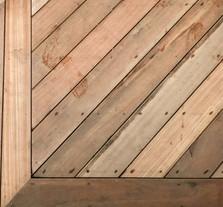 Indonesian Yellow Balau hardwood decking