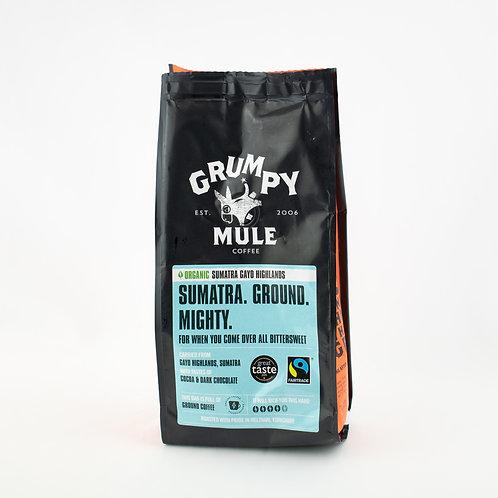 Grumpy Mule Organic Sumatra Gayo Highlands Coffee