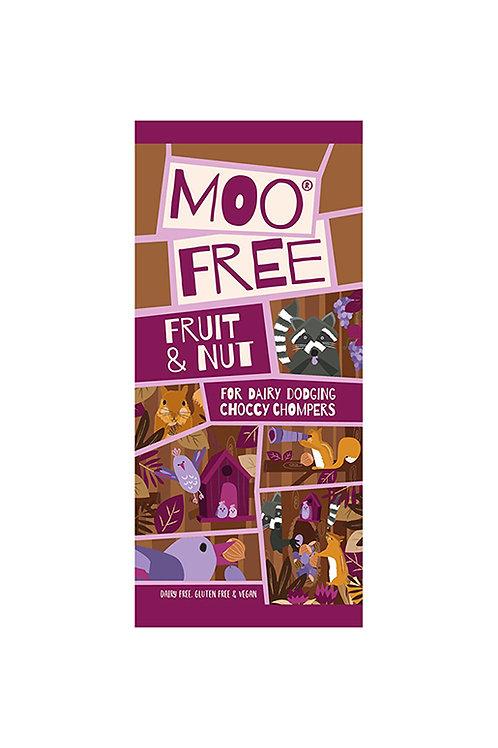 Moo Free Fruit & Nut Bar