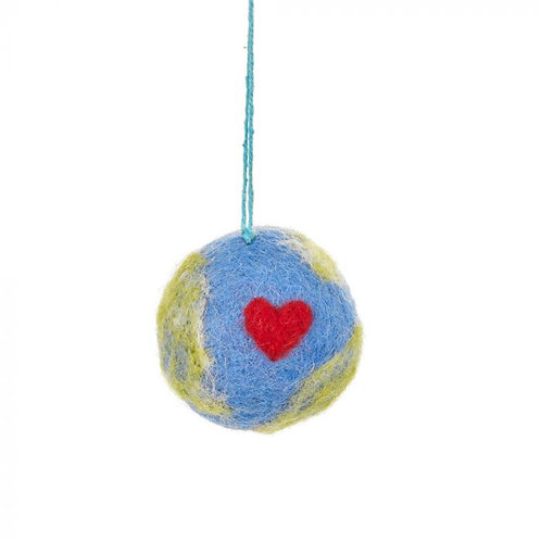 Love Your Planet Decoration