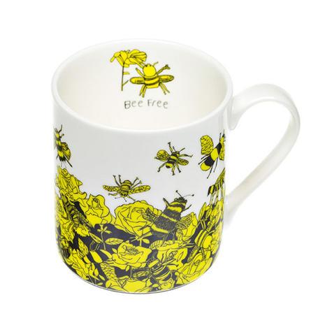Bee Free Mug.jpg
